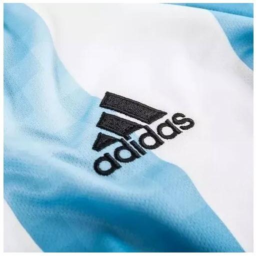 Camisa Argentina Pré-jogo - adidas - R  185 1b26f8d44348a