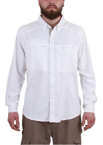 camisa arizona outdoors blanca