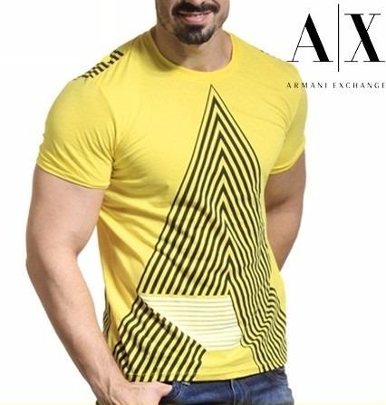 c3b121ce69f Camisa Armani Exchange Original Masculina Camiseta Sem Juro - R  109 ...