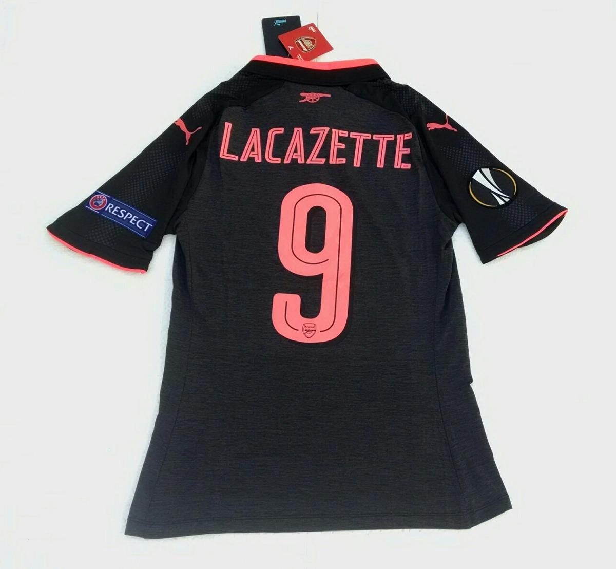 3df46e4db32af Camisa Arsenal Away 17/18 - Jogador - R$ 150,00 em Mercado Livre