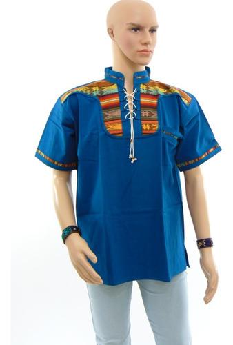 camisa artesanal
