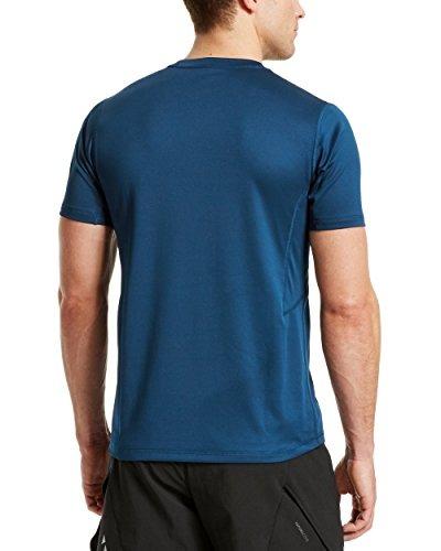 Camisa Atlética De Manga Corta Para Hombres Vaporactive Alp ... b985764021eae