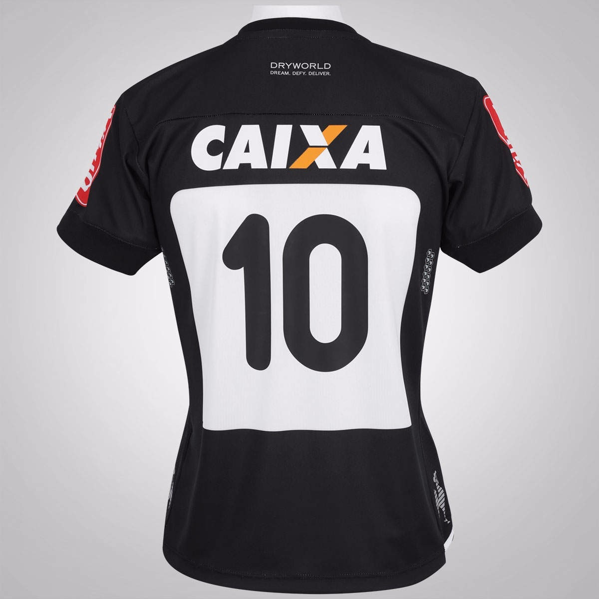 eec8deeee Camisa Dryworld Atlético Mineiro I 2016 Original Nº 10 - R  169