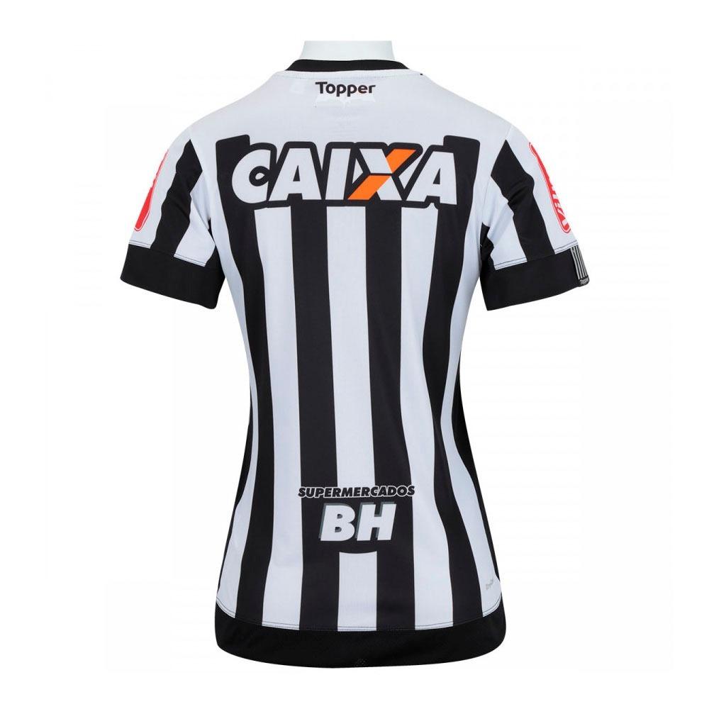 Camisa Topper Atletico Mineiro Feminina 2017 Oficial 4200213 - R ... 016005facfc25