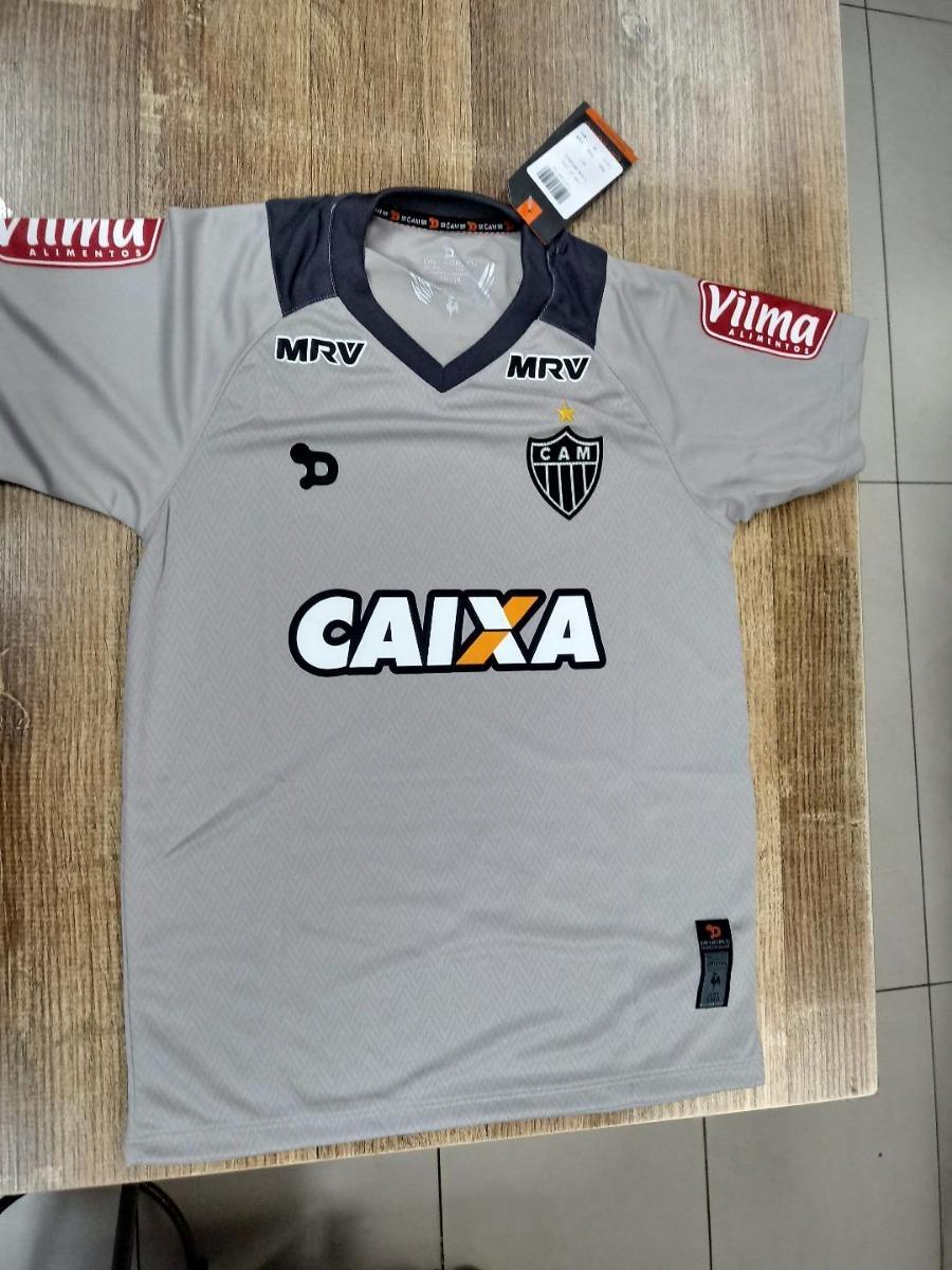 83cb956c5 Camisa Atletico Mineiro Vitor Dryworld