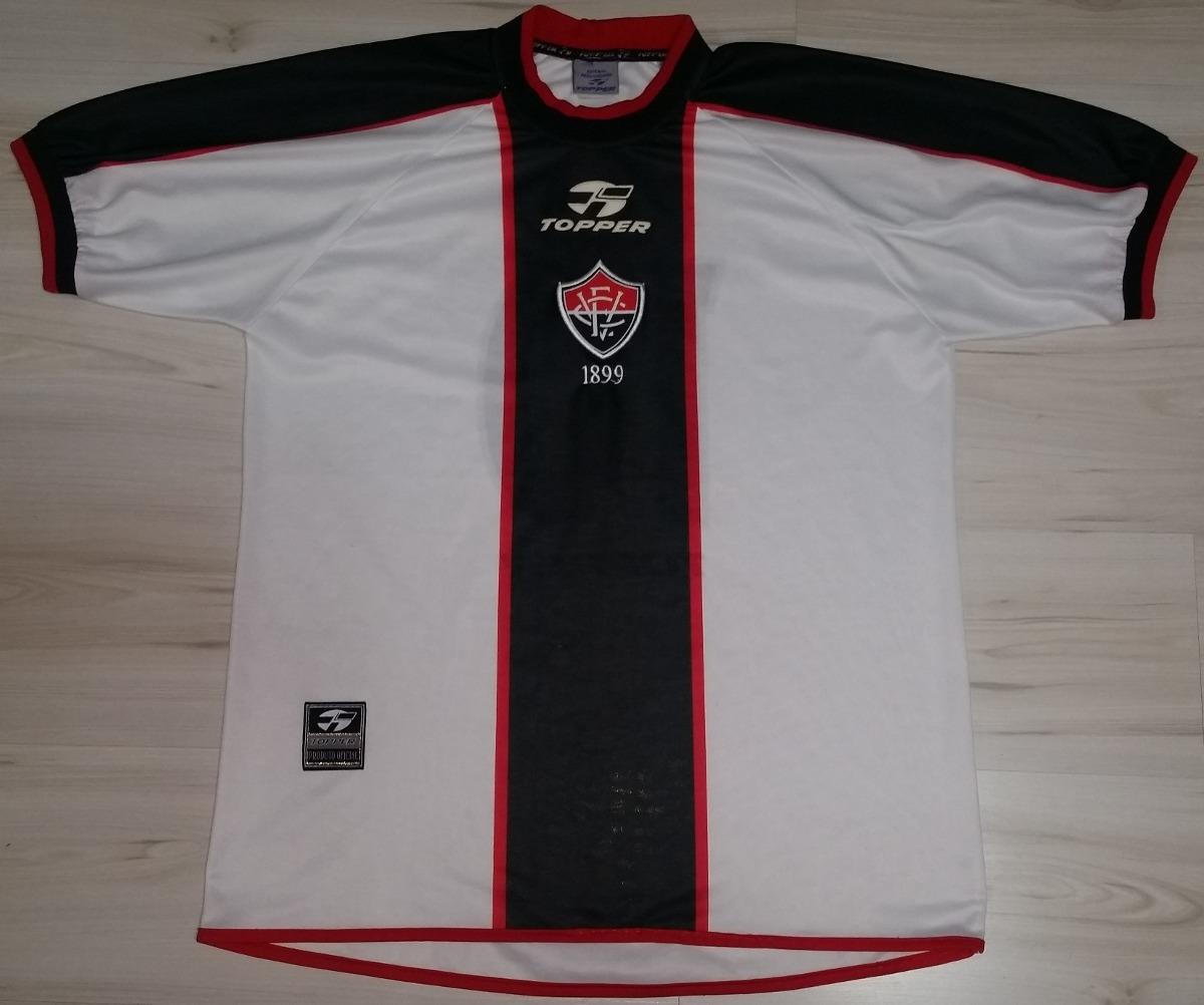 camisa away esporte clube vitória topper 1999  10. Carregando zoom. 005587b4e0cc9
