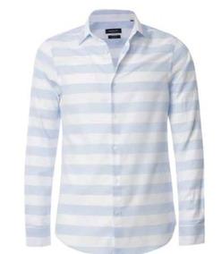 3e7879d23e Camisas Kenneth Cole - Camisas de Hombre Larga en Mercado Libre México