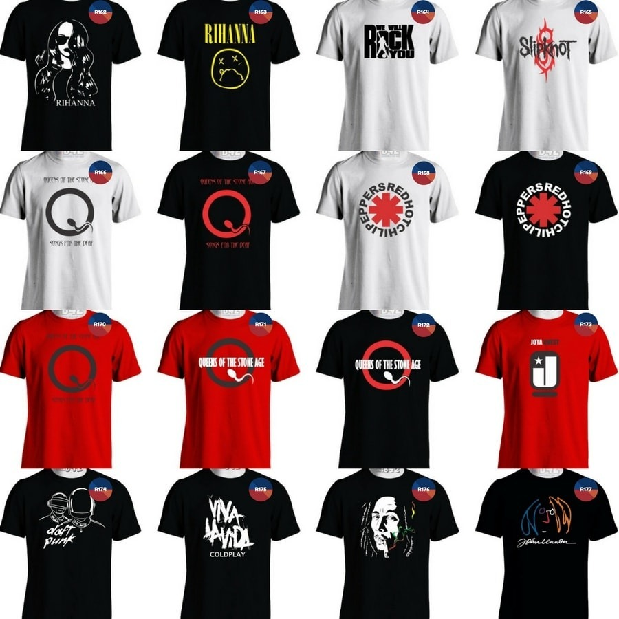 875c29f265 Camisa Bad Religion Camisetas Banda De Rock - R  27