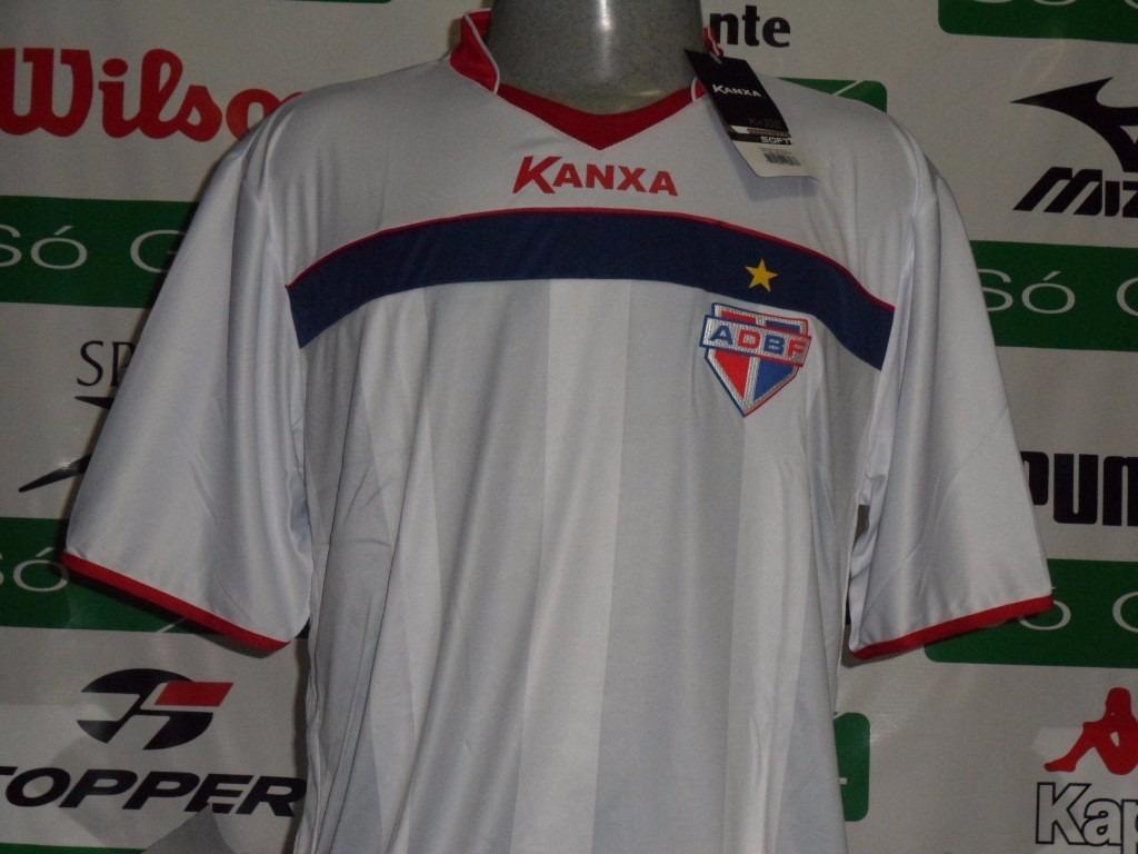 Camisa Bahia De Feira Oficial Kanxa Uniforme 2 - R  59 193fe89e6ad8a