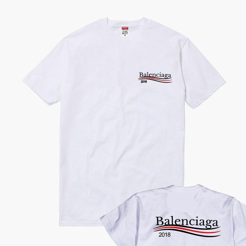 Carregando zoom... camisa balenciaga 2018 moda marca grife promoção oferta b5397dc4d51