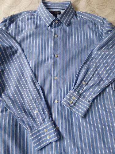 camisa banana republic para hombre talla: m. usada, 10/10