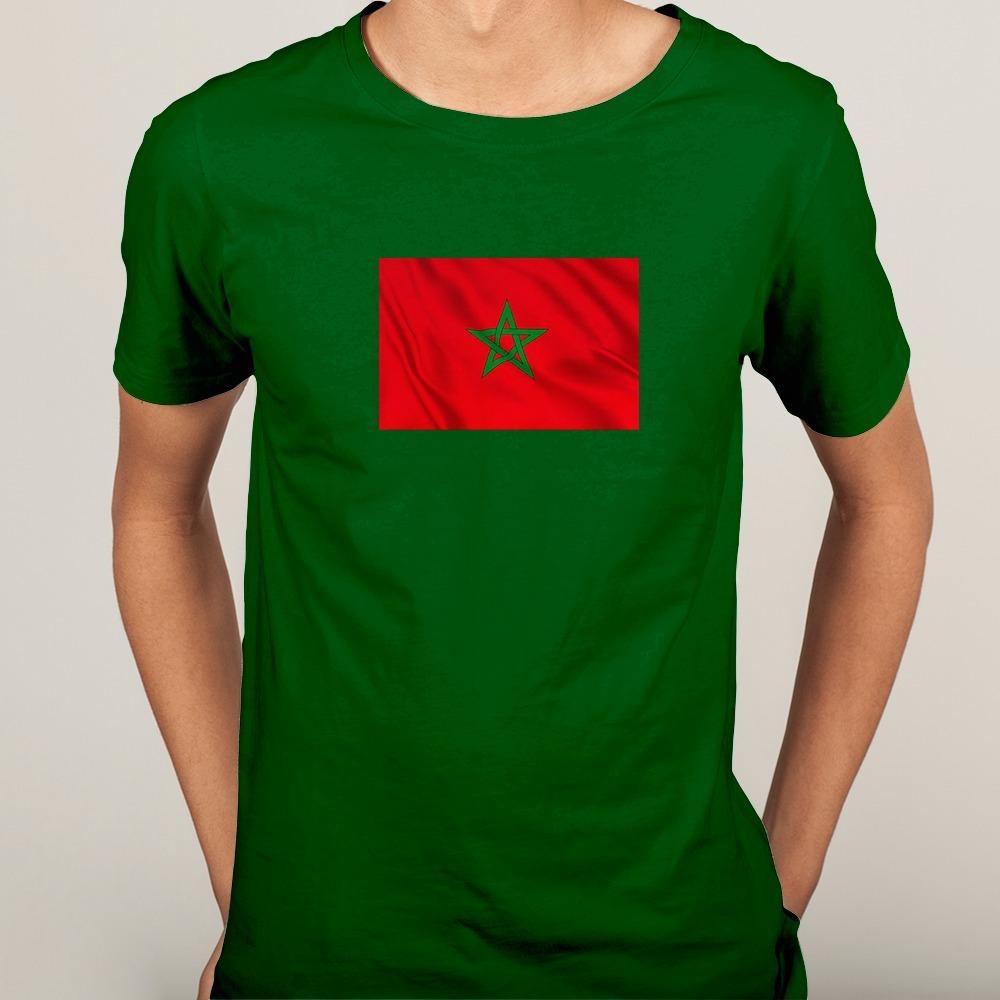 62c5a2427 camisa bandeira marrocos copa 2018 - p m g gg - cores. Carregando zoom.