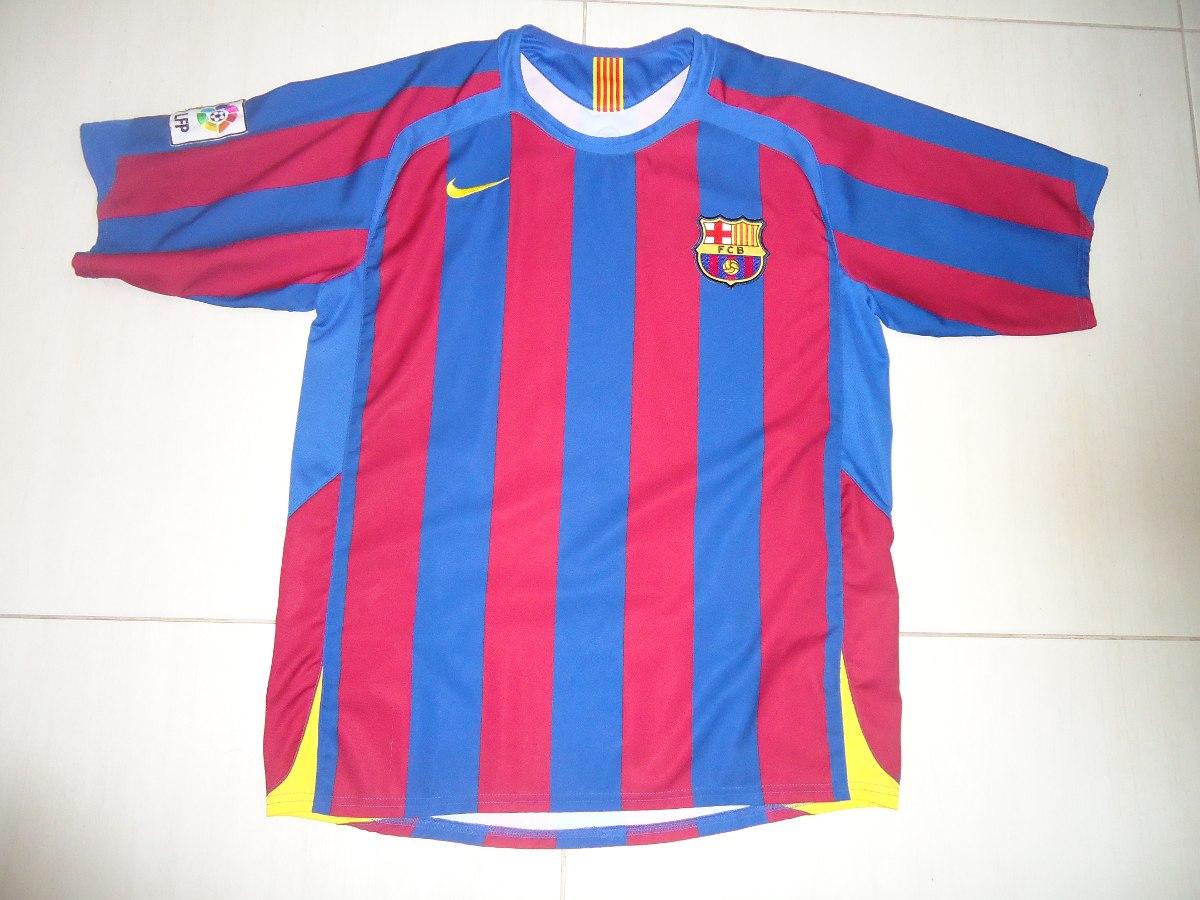 198b243f1c camisa barcelona 10 ronaldinho. Carregando zoom.