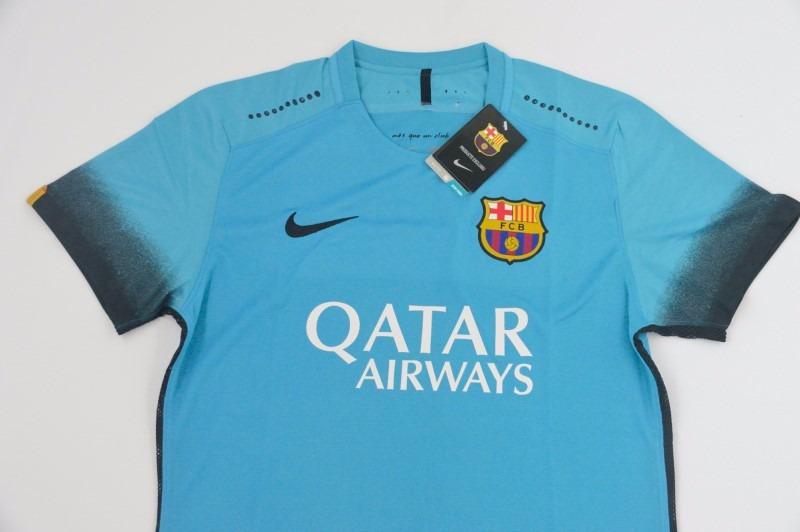 33f9a3978f camisa barcelona 15 16 messi neymar pronta entrega frete grá. Carregando  zoom.