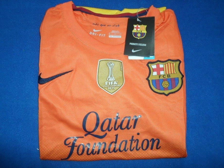 camisa barcelona 2014 escudo campeon mundial clubes tv3 lfp. Cargando zoom. d994a2e16d8e8