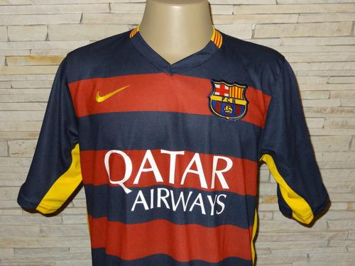 camisa barcelona 2015