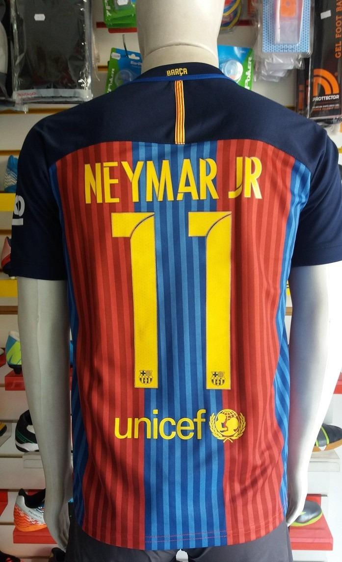 63970fd446 camisa barcelona 2017 nº 11 neymar primeira linha. Carregando zoom.