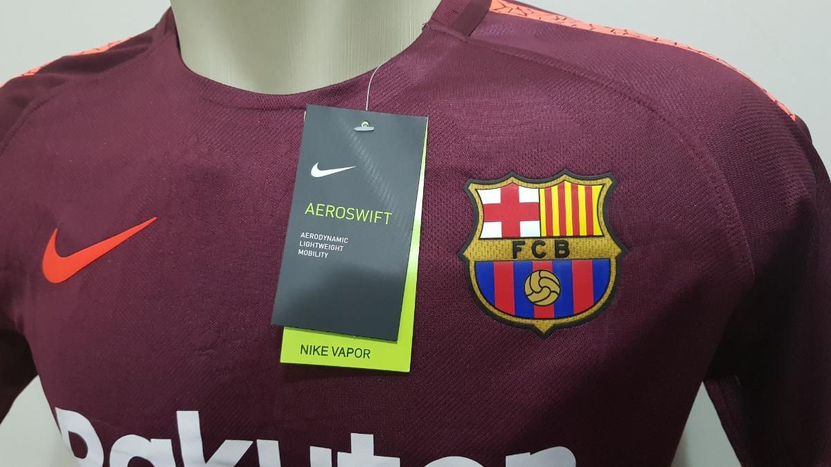 cbb7c04d8046e Camisa Barcelona 2018 Third Vapor Match Pronta Entrega