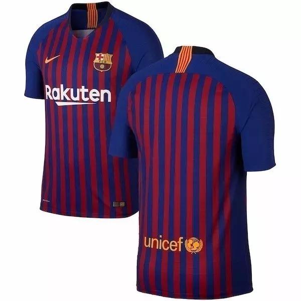1d5ed832c353c Camisa Barcelona 2018 2019 Sem Numero - Frete Gratis - R  79