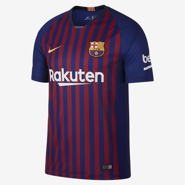 238fc3bc25bbd Camisa Barcelona 2019 Oficial Coutinho 14 Pronta Entrega - R  120