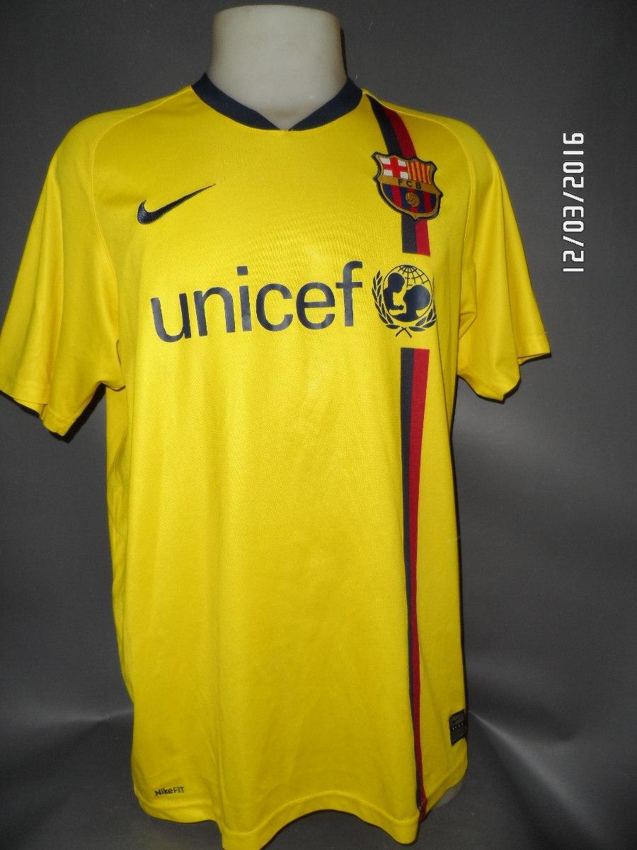 camisa barcelona amarela. Carregando zoom. 2e51751964c82