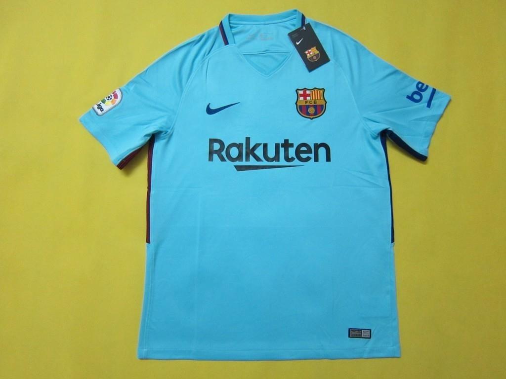 finest selection b33f7 e60f4 Camisa Barcelona Away 2017/18 Frete + Personalização Grátis
