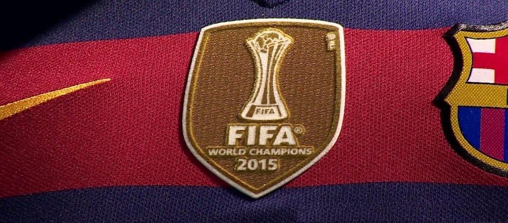 a1d6180487e87 camisa barcelona - barça - 2015 - neymar jr + patch original. Carregando  zoom.