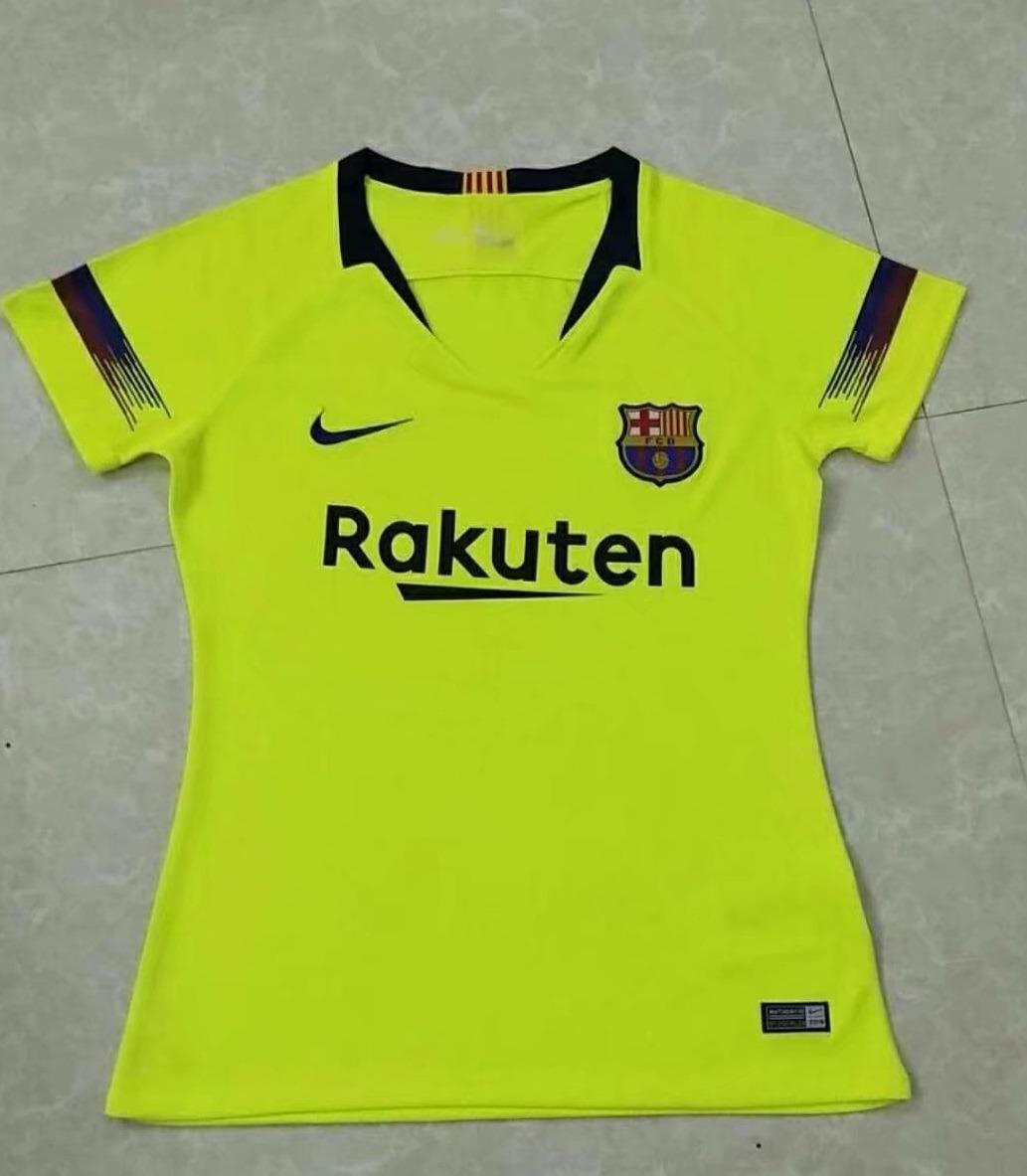 Características. Marca Nike  Time Barcelona  Tipo de camisa Feminina ... 6d1018cc089b2