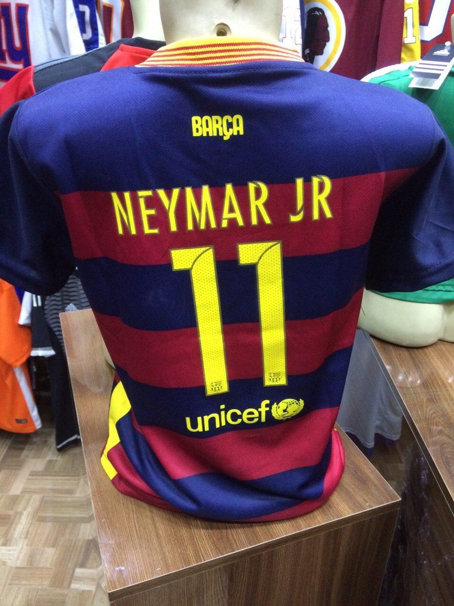 Camisa Nike Do Barcelona 15 16 - Feminina - R  59 009ea6e6ff8fb