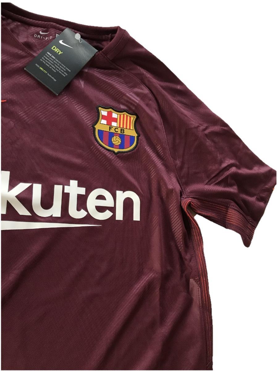 camisa nike barcelona 2017 2018 roxo modelo torcedor futebol. Carregando  zoom... camisa barcelona futebol. Carregando zoom. 39f73f5c3a3f6