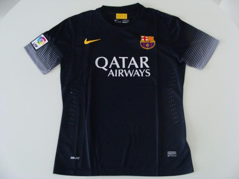 Camisa Barcelona Goleiro Pronta Entrega Frete Grátis - R  159 2606a56ee5b76