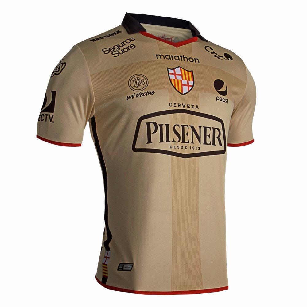 d64401bc4d Camisa Barcelona Guayaquil I 2017 - Frete Grátis - R  369