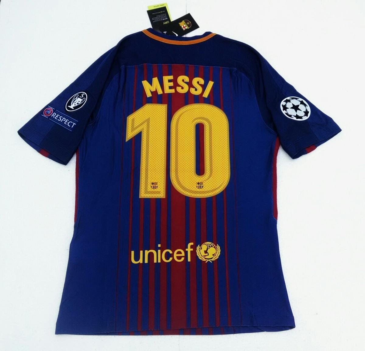 62db6ac275 camisa barcelona home 17 18 - jogador. Carregando zoom.