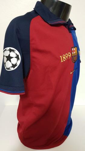 camisa barcelona home 99-00 figo 7 centenário importada