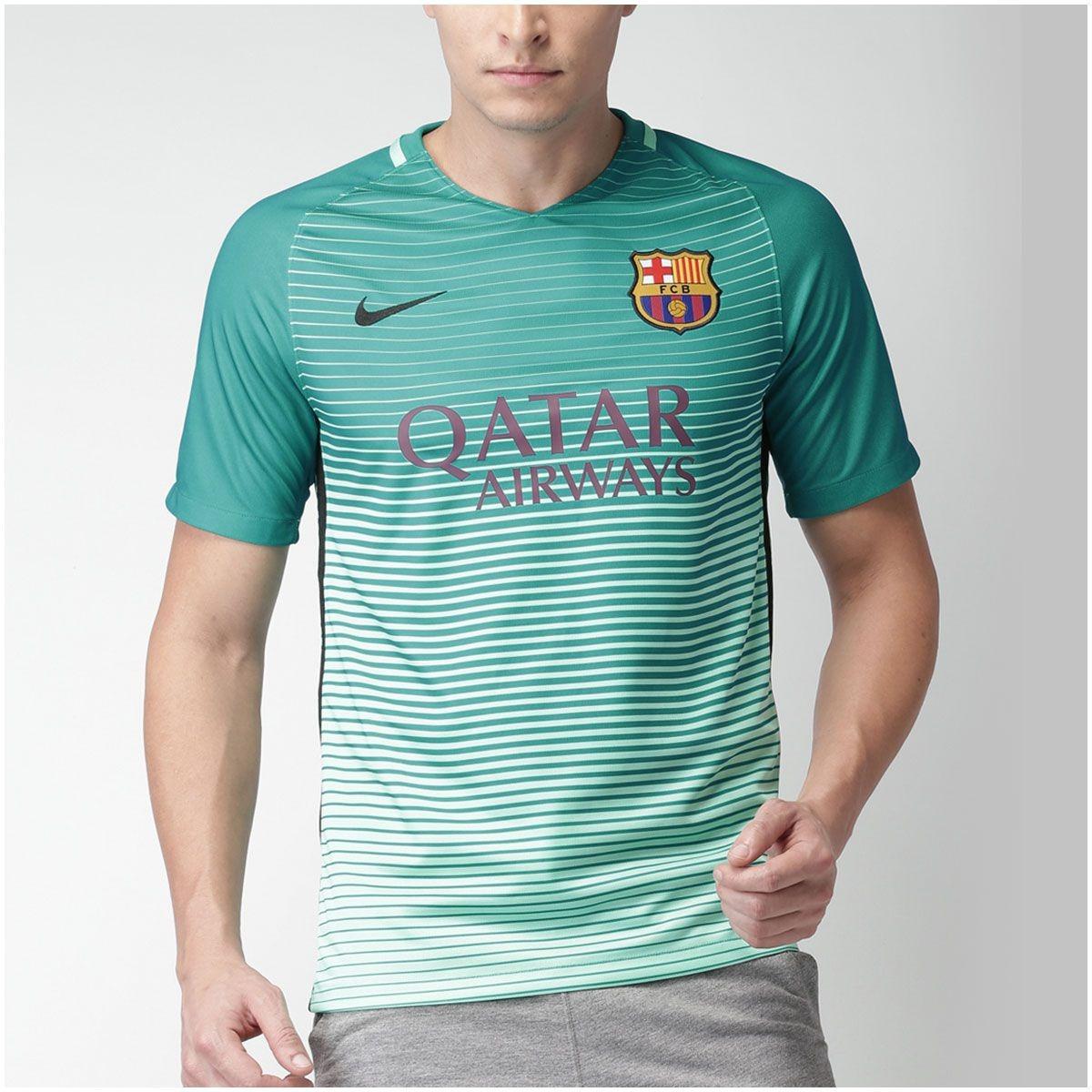 camisa barcelona iii 2016 2017. Carregando zoom. 6c732ed25750f