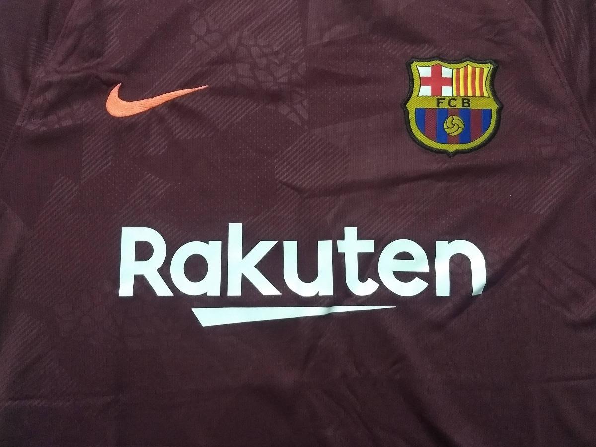camisa barcelona iii 2017 2018 - original torcedor. Carregando zoom. a7fdcf7704854