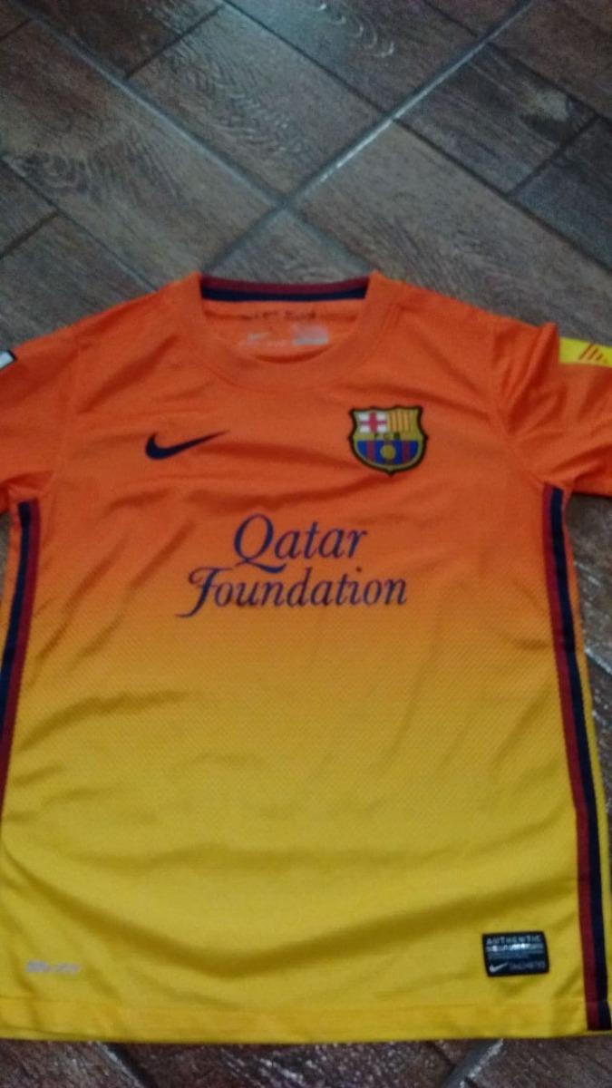 b02f951539fb9 camisa barcelona infantil original. Carregando zoom.