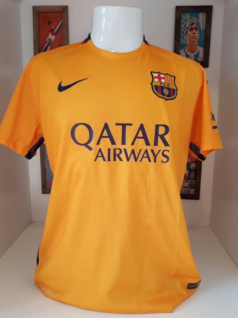 camisa barcelona laranja. Carregando zoom. 8f82d244c20ae