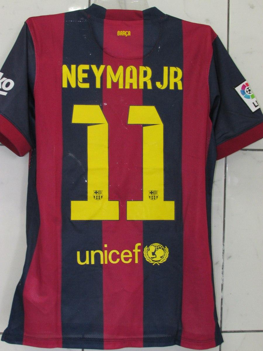 32998435ce Camisa Barcelona Neymar 2015 M Selfiesport - R$ 150,00 em Mercado Livre