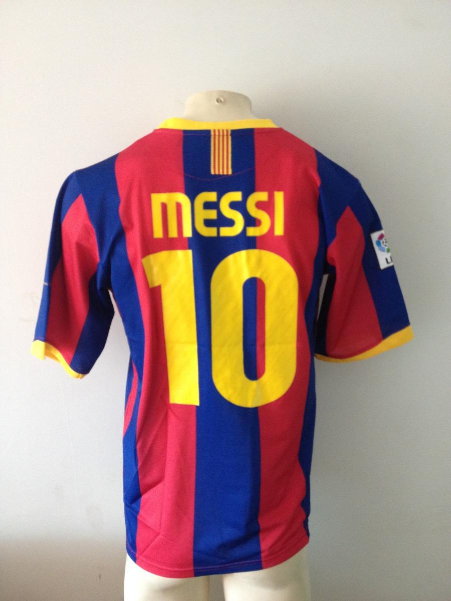 camisa barcelona nike  10 messi campeão champions 10 11 nova. Carregando  zoom. dec366e69b273