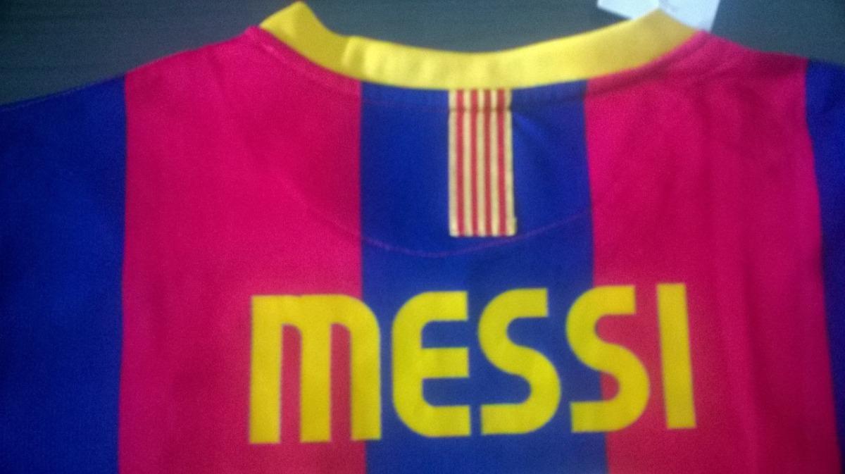 5b462499c camisa barcelona nike  10 messi campeão champions 10 11 nova. Carregando  zoom.