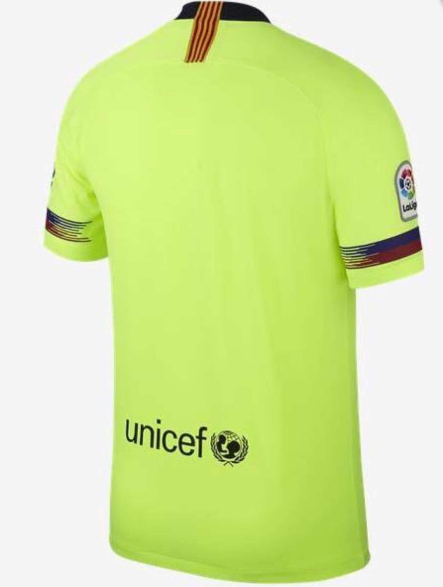 0748d66153 camisa barcelona nike 18 19 (original) s n. Carregando zoom.