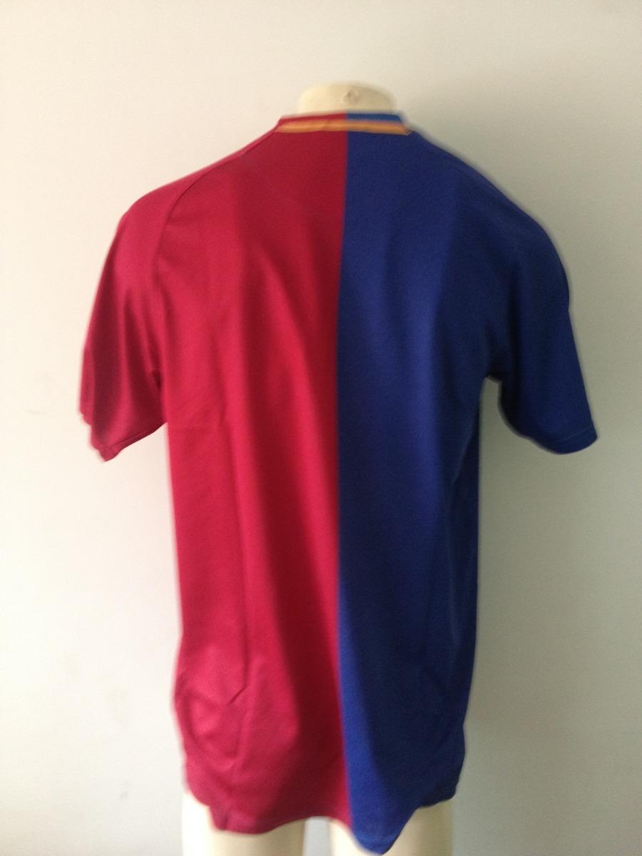 camisa barcelona nike campeão champions 10 11 -nova etiqueta. Carregando  zoom. 6198a492fd8df