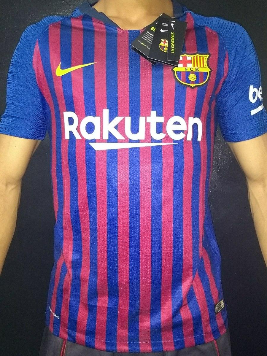 camisa barcelona nikev  modelo jogador original. Carregando zoom. a4cdd2d5ad82b