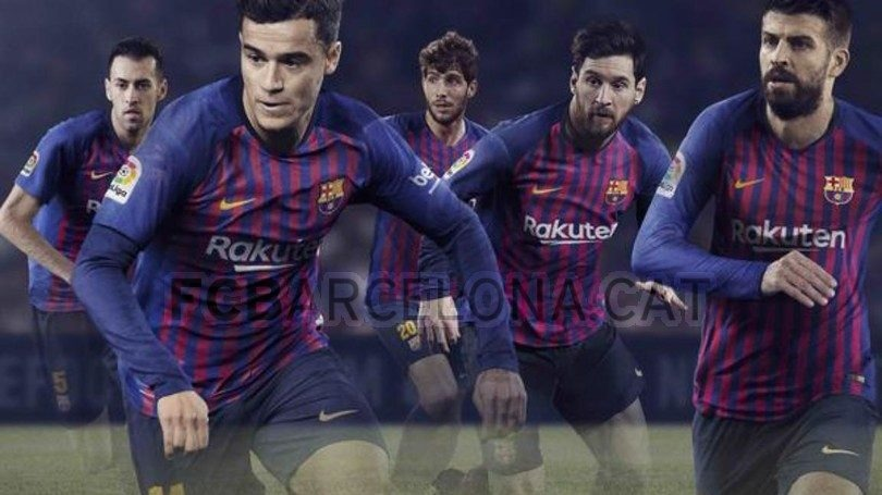 8f781920007ba camisa barcelona nova 2018 2019 personalização frete grátis. Carregando zoom .