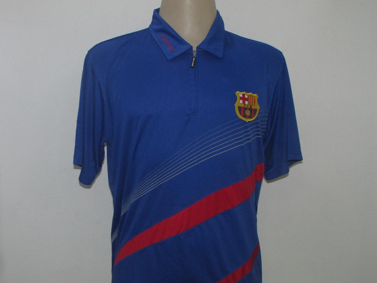 camisa barcelona polo torcedor promoção. Carregando zoom. f0ea1a8f8c51e