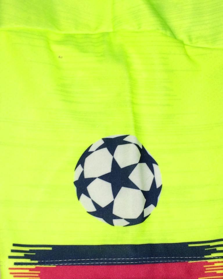 6e536bf2a camisa barcelona preta nova coutinho   messi 2018 2019. Carregando zoom.