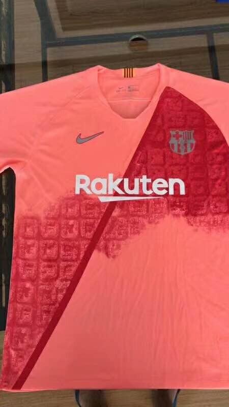 1ac0191a43 camisa barcelona rosa laranja 2018 19 -frete grátis. Carregando zoom.