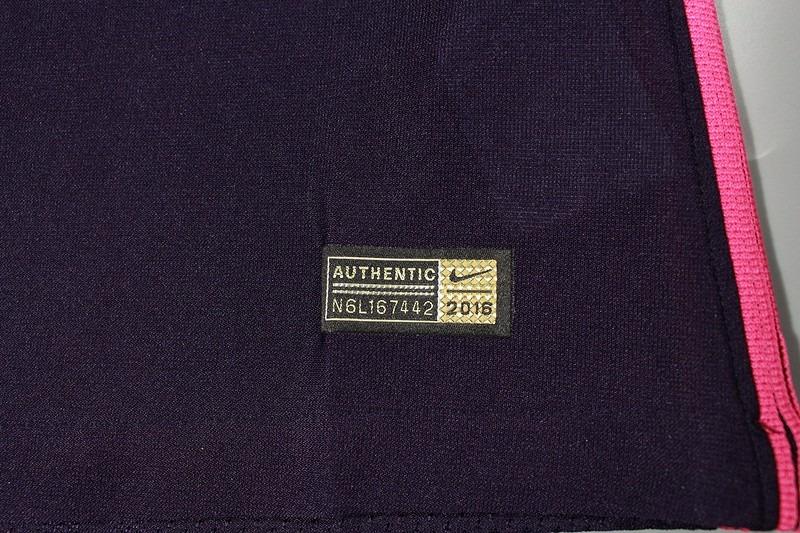 5f9b574fd2c15 camisa barcelona roxa nike aeroswift jogador - frete grátis. Carregando zoom .