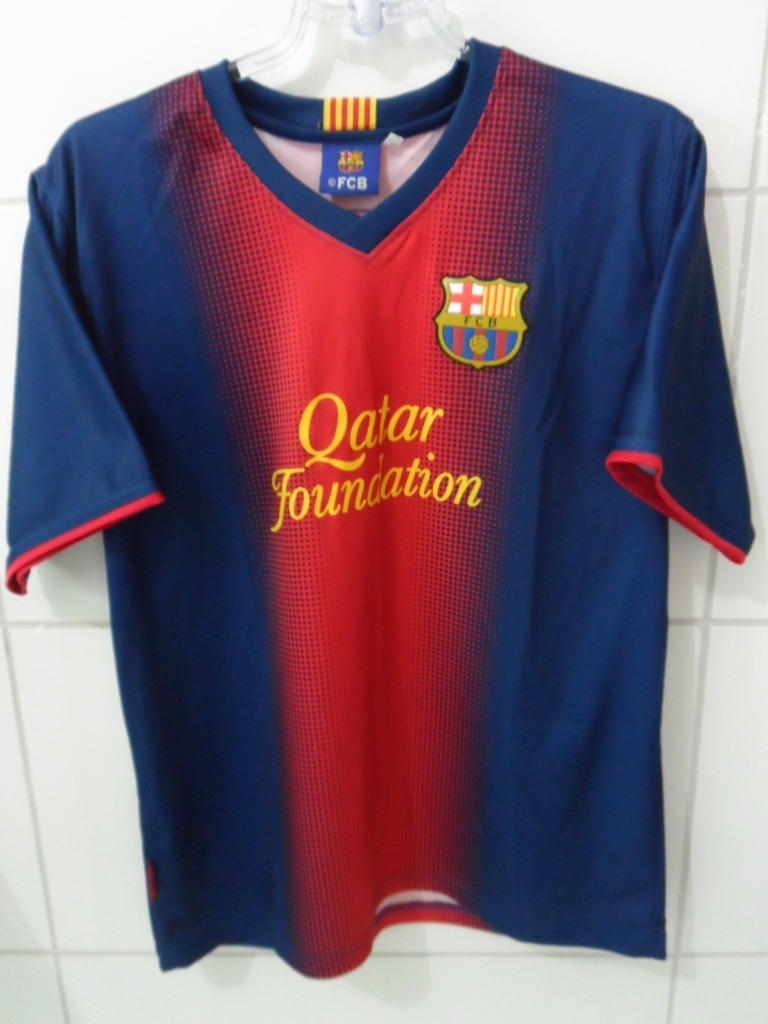 9fd978dd606c1 Camisa Barcelona - Tam M - N° 10 Messi - R$ 30,00 em Mercado Livre